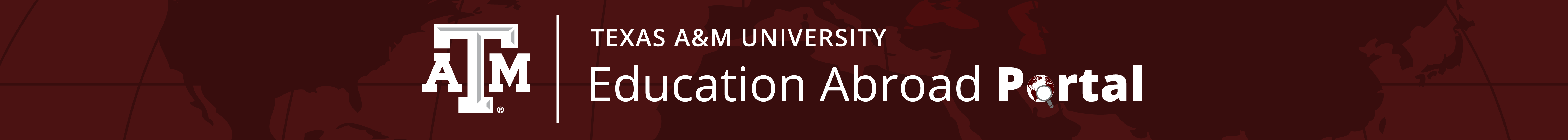 Education Abroad Portal - Texas A&M University
